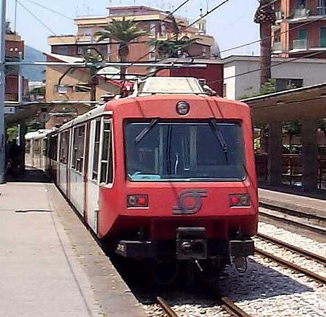 Orari Circumvesuviana Napoli-Talona 2019